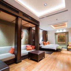 Отель Trisara Villas & Residences Phuket 5* Стандартный номер с различными типами кроватей фото 35