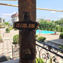 Гостиница Avalon в Анапе отзывы, цены и фото номеров - забронировать гостиницу Avalon онлайн Анапа балкон