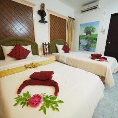 Отель Lanta Palace Resort And Beach Club 3* Бунгало с различными типами кроватей фото 4
