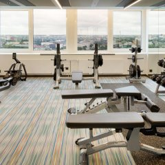 Radisson Blu Hotel Olumpia фитнесс-зал фото 3