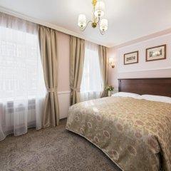 Гостиница Старый Город на Кузнецком 3* Улучшенный номер двуспальная кровать фото 3
