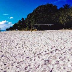 Отель Malas Island View Мальдивы, Северный атолл Мале - отзывы, цены и фото номеров - забронировать отель Malas Island View онлайн пляж фото 2