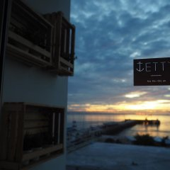 Jetty Huahin Hostel балкон