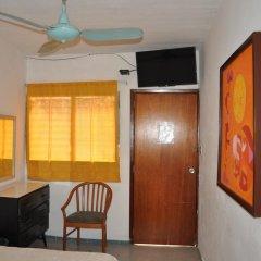 Hotel Oviedo Acapulco 2* Стандартный номер с различными типами кроватей