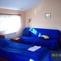 Отель Willa Zbyszko 2* Стандартный номер с двуспальной кроватью фото 8