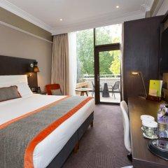DoubleTree by Hilton Hotel London - Hyde Park 4* Номер Делюкс с различными типами кроватей фото 2