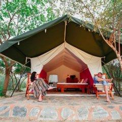 Отель The Naturalist Luxury Tents фото 7