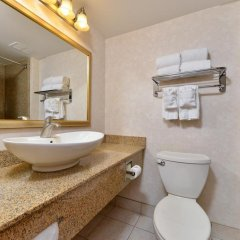 Отель Comfort Inn Washington Dulles International ванная