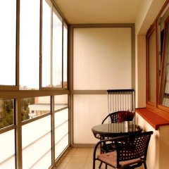 Отель Apartamenty Silver Premium Апартаменты с различными типами кроватей фото 22