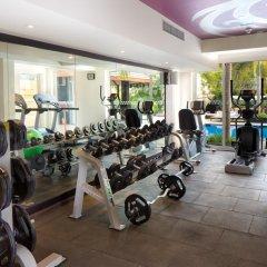 Hard Rock Hotel Goa фитнесс-зал