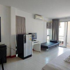 Отель Jinta Andaman 3* Семейный номер Делюкс с двуспальной кроватью