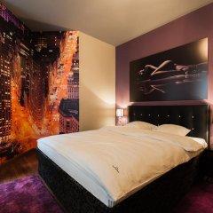 Отель EXCLUSIVE Aparthotel Улучшенные апартаменты с различными типами кроватей фото 34