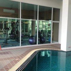 Отель Demeter Residence Suites Bangkok Бангкок фитнесс-зал