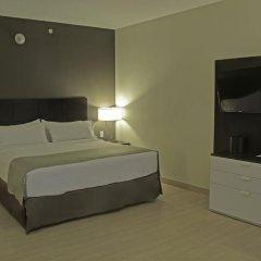 Отель Holiday Inn Express Panama 3* Стандартный номер с различными типами кроватей фото 2