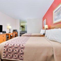 Отель Americas Best Value Inn - North Nashville/Goodlettsville 2* Стандартный номер с 2 отдельными кроватями фото 4