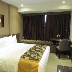 Отель Travelodge Harbourfront Singapore 4* Номер Делюкс с различными типами кроватей фото 2