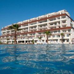 Отель Babylon Beach Residence 2 Сиде бассейн фото 3