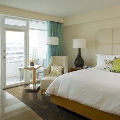 Отель Fontainebleau Miami Beach 4* Номер Делюкс с различными типами кроватей фото 7
