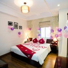 Hanoi Central Park Hotel 3* Улучшенный номер с различными типами кроватей фото 2
