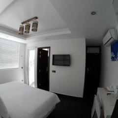 Airport Beach Hotel 3* Номер Делюкс фото 4