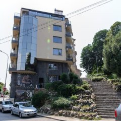 Отель Sandanski Peak Guest Rooms Болгария, Сандански - отзывы, цены и фото номеров - забронировать отель Sandanski Peak Guest Rooms онлайн парковка