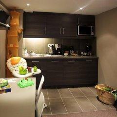 Отель Aparthotel Adagio Marseille Vieux Port 4* Студия с различными типами кроватей фото 4