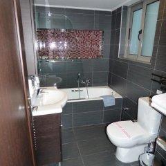 Отель Athens Habitat 3* Стандартный семейный номер с различными типами кроватей фото 5