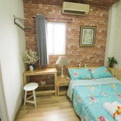 Wanderlust Saigon Hostel Номер категории Эконом с различными типами кроватей фото 4