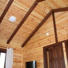 Отель Lincetur Cabañeros - Centro de Turismo Rural Испания, Сан-Мартин-де-Монтальбан - отзывы, цены и фото номеров - забронировать отель Lincetur Cabañeros - Centro de Turismo Rural онлайн комната для гостей фото 4