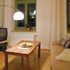 Отель Appartement Frauenkirche комната для гостей фото 5