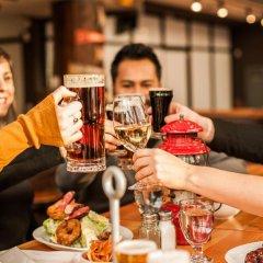 Отель The Listel Hotel Vancouver Канада, Ванкувер - отзывы, цены и фото номеров - забронировать отель The Listel Hotel Vancouver онлайн гостиничный бар