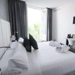 Отель Petit Palace Santa Bárbara 4* Улучшенный номер разные типы кроватей фото 2