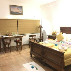 Отель White Villa Resort Aungalla 3* Номер Делюкс с двуспальной кроватью фото 3