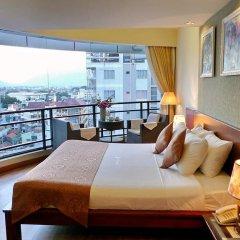 Asia Paradise Hotel 3* Стандартный номер с двуспальной кроватью фото 7