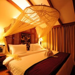 Отель Sawasdee Village 4* Номер Делюкс с двуспальной кроватью фото 7