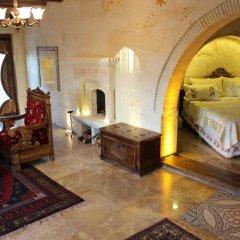 Gamirasu Hotel Cappadocia 5* Номер Делюкс с различными типами кроватей фото 8