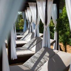 Отель Mas Tapiolas Suites Natura балкон