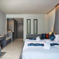 Отель Ananta Burin Resort 4* Улучшенный номер с различными типами кроватей фото 13