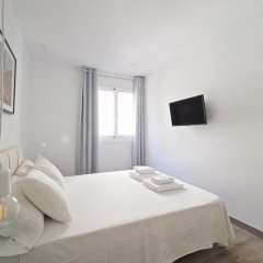 Отель The White Flats Les Corts Испания, Барселона - отзывы, цены и фото номеров - забронировать отель The White Flats Les Corts онлайн комната для гостей фото 11