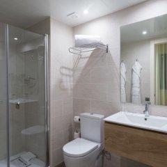 Отель Aparthotel Mariano Cubi Barcelona 4* Улучшенный номер с различными типами кроватей фото 4