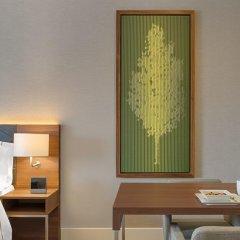 Отель Element Amsterdam Студия с двуспальной кроватью