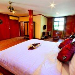 Отель Avila Resort 4* Номер Делюкс с различными типами кроватей фото 5
