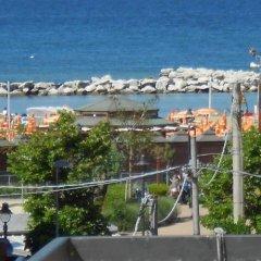 Hotel Ottavia Римини пляж