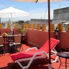 Отель Dar Yanis Марокко, Рабат - отзывы, цены и фото номеров - забронировать отель Dar Yanis онлайн бассейн фото 2