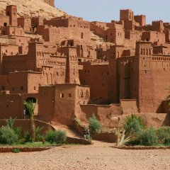 Отель Residence Rosas Марокко, Уарзазат - отзывы, цены и фото номеров - забронировать отель Residence Rosas онлайн балкон
