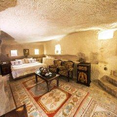 Gamirasu Hotel Cappadocia 5* Люкс с различными типами кроватей фото 35