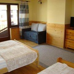 Отель Jastrzębia Turnia Стандартный номер с различными типами кроватей фото 8