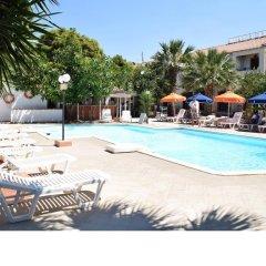 Отель Miranta Греция, Эгина - 1 отзыв об отеле, цены и фото номеров - забронировать отель Miranta онлайн бассейн