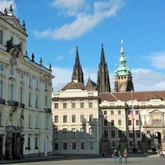 Отель Garden Residence Prague Castle Чехия, Прага - отзывы, цены и фото номеров - забронировать отель Garden Residence Prague Castle онлайн фото 5