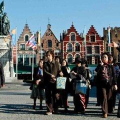 Отель Holidayhome Bruges @ Home спортивное сооружение